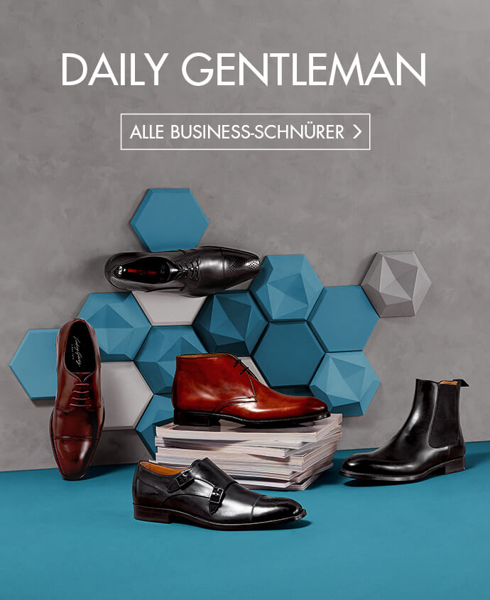 Daily Gentleman - Business-Schuhe