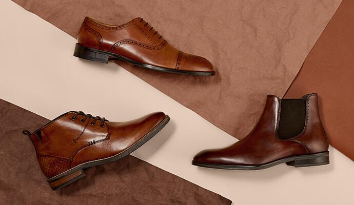 Business Stiefel für Herren versandkostenfrei bestellen | GÖRTZ