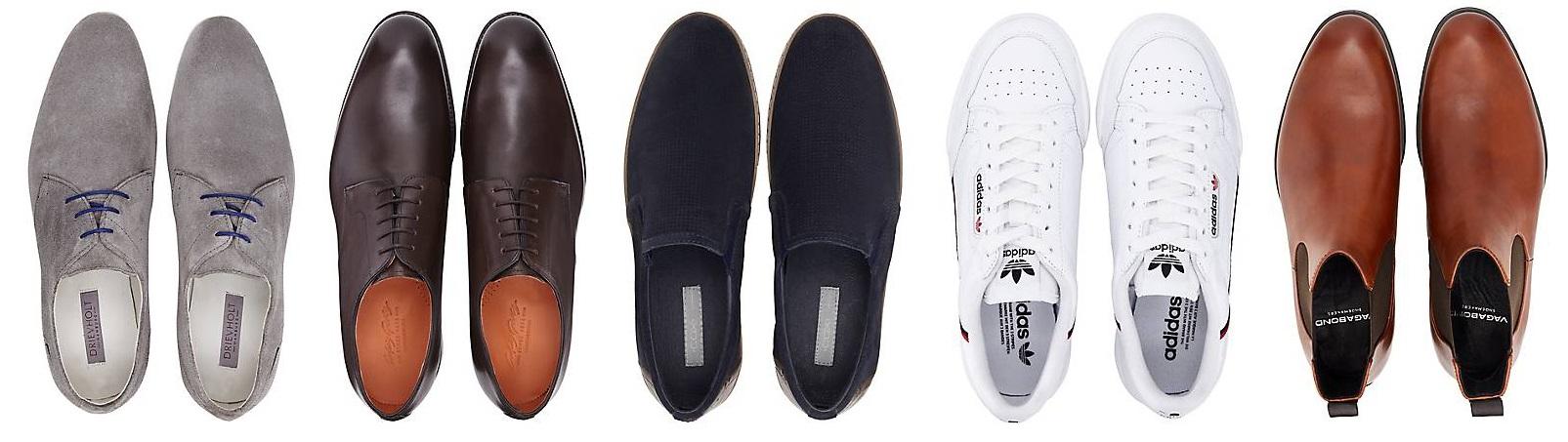 Herren Schuhe versandkostenfrei kaufen | GÖRTZ